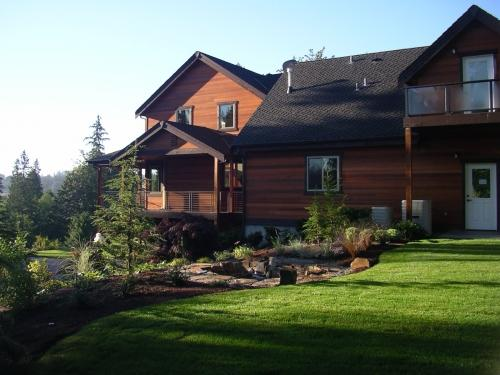 Bevel Siding At Sound Cedar Lumber