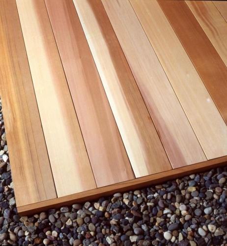 Photos Cedar Decking Grades By Sound Cedar