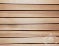 Clear Bevel Cedar Siding