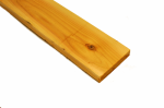 1x4 Cedar Fence Boards