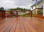 Mahogany for Decking